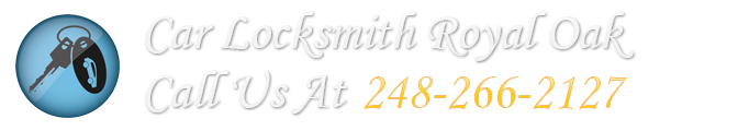 Car Locksmith Royal Oak MI